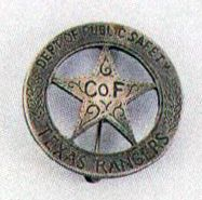 OK, first of all, calm down.   The search for a  r e a l  Texas Ranger badge  is the collecting version of the  Agony and the Ecstasy. .....