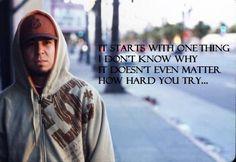 Linkin Park lyrics -In the End