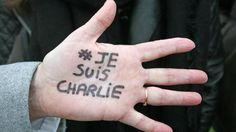 #Je Suis Charlie.....