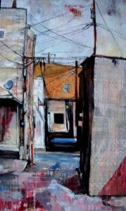 streetscapes_handersonville ally | Shellie Lewis Dambax