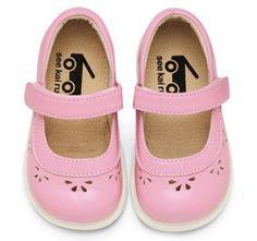 See Kai Run - Mercer pink