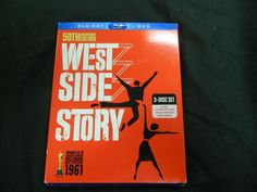 West Side Story (50th Anniversary Edition) [Blu-ray], +DVD