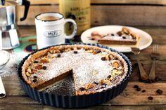Tart Recipes, Cookie Recipes, Dessert Recipes, Hungarian Recipes, Hungarian Food, Confectionery, Vegan Desserts, Cake Cookies, Breakfast Recipes