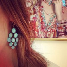 Stephen Dweck jewelry past and present because good taste never goes out of style. #earrings #jewelry