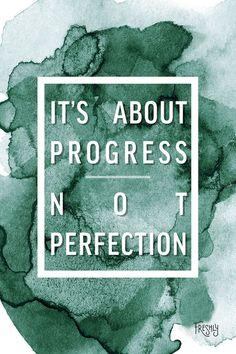 Workout Motivation: It's about progress, not perfection.Daily Workout Motivation: It's about progress, not perfection. Motivation Regime, Fit Girl Motivation, Fitness Motivation Quotes, Fitness Memes, Workout Fitness, Running Motivation, Workout Motivation Wallpaper, Daily Motivation, Motivational Pictures