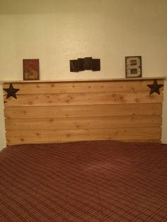 Homemade Headboards homemade headboard using a part of a fence and paint | craft