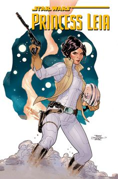 First Look: Princess Leia #1