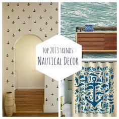 Top 2013 Trends: Nautical Decor