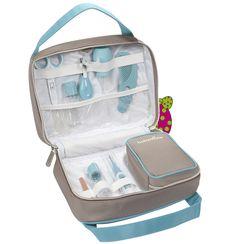 Trousse de soin Babymoov http://produits-puericulture.babymoov.fr/trousse-de-soin-new-generation.html
