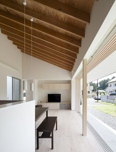 Doughnut House / Naoi Architecture  & Design Office