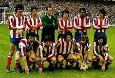 ATLÉTICO DE MADRID Campeón de Liga 1976-77