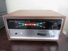 Vintage Sansui RA-500 Reverberation Amplifier