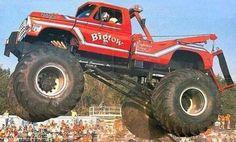 Love the old Monster Trucks