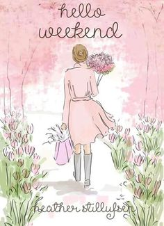 Positive Quotes For Women : Can't wait for spring weekends!