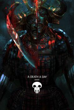 A death a day 17 - Winner + By Sword by Fealasy on DeviantArt