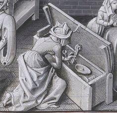 Vie et miracles de Notre Dame, en prose française, arrangés par Jean MIÉLOT.   Date d'édition :  1401-1500  Français 9198  Folio 62v