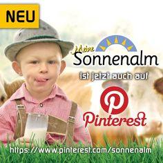 Unser Kunde #Sonnenalm ist jetzt auch auf Pinterest vertreten. Nach dem Auftritt in Facebook erobert die gläserne Molkerei damit die nächste Social Media Plattform. Social Media Plattformen, Rest, Facebook, Design