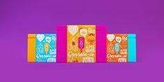 "Agency: Isabela Rodrigues  Packaging Content: Brazilian paletas  Location: Porto Alegre, Brazil   Goovi is a brand of ""Brazilian paletas"" w..."