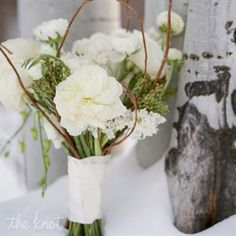 Textured Rustic wedding flower bouquet, bridal bouquet, wedding flowers, add pic source on comment and we will update it. www.myfloweraffair.com can create this beautiful wedding flower look.