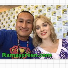 Rockin' it with the beautiful Bella Heathcote at #comiccon #comiccon2016 #sdcc2016 #sdcc #bellaheathcote #themaninthehighcastle #prideandprejudiceandzombies #theneondemon