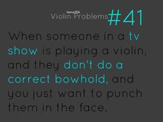 violin problems — A lot of punching in the face lately. violin problems — A lot of punching in the face lately. Orchestra Problems, Orchestra Humor, Music Jokes, Music Humor, Funny Music, Violin Quotes, Violin Music, Violin Sheet, Sheet Music