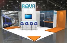 Complete custom exhibition stands hire for that professional look at your event or a hire a simple modular exhibition stand that you can build yourself. Trade Show, Display, Billboard