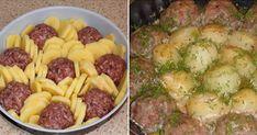 Ingrediente: 200 g de carne tocată 500 g de cartofi 1 morcov 1 ceapă 200 ml de apă 1 lingură de pastă de tomate 2 linguri de ulei 2 linguri de smântână 50 g de caşcaval tare sare piper Mod de preparare: 1.Ceapa se taie mărunt, morcovul se dă pe răzătoare, apoi se călesc într-o …