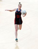 Lucy Gunn attended Lincoln University on a netball scholarship.