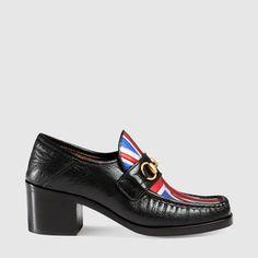 Union Jack Horsebit loafer