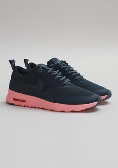 11991dfcf6e5 Nike WMNS Air Max Thea  Black   Anthracite   Fusion Red