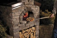 wood fired pizza oven | wood-fired pizza oven will top off the backyard | The Detroit News ...