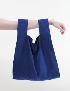 MM6 Bodega Bag- Blue