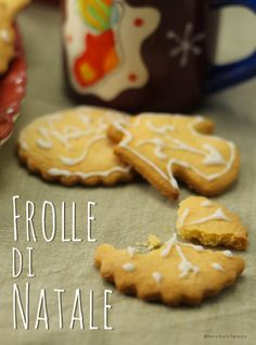Frolle di Natale / Christmas cookies