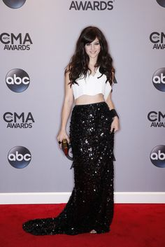 "Audrey Peeples walks the red carpet at ""The 48th Annual CMA Awards,"" live Wednesday, Nov. 5 at the Bridgestone Arena in Nashville and broadcast on the ABC Television Network. on CMA Awards  http://www.cmaworld.com/cma-awards/social-gallery/audrey-peeples-walks-the-red-carpet-at-the-48th-annual-cma-awards-live-wednesday-nov-5-at-the-bridgestone-arena-in-nashville-and-broadcast-on-the-abc-television-network"