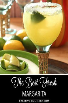 The BEST Fresh Margarita is simple. It means good tequila, fresh citrus juices and real orange liqueur. Simple and perfect! The BEST Fresh Margarita is simple. It means good tequila, fresh citrus juices and real orange liqueur. Simple and perfect! Fresh Margarita Recipe, Margarita Cocktail, Margarita Recipes, Cocktail Drinks, Fun Drinks, Yummy Drinks, Cocktail Recipes, Drink Recipes, Alcoholic Drinks