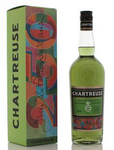 Nouvelle présentation de la #chartreuse verte pour ses 250 ans #liqueur #voiron #moines #1764