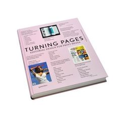 Turning Pages | Editorial design for print media