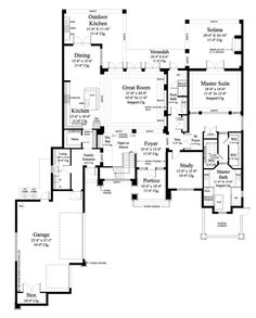 The Sondelle home plan originated from our best selling Moderno home plan. After listening to customers, the Sondelle was created to give additional options.