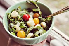 5 FAVORITE SUMMER SALADS