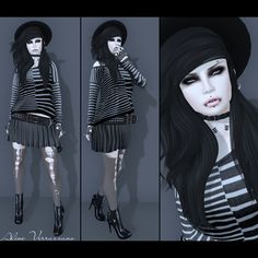 da8661a05b9a3 Grid Syndicate - Syndicating Second Life Blogs and Second Life Fashion