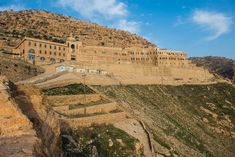 Syrian Orthodox Mar Mattai monastery.