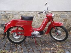 Jawa 50 typ 555 Moped Scooter, Old Motorcycles, Motorbikes, Photo Galleries, Gallery, Sweet, Gold, Candy, Motorcycles