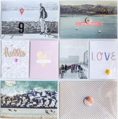 project life week 9 left by marivi at @studio_calico