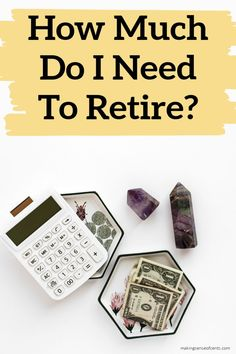 How Much Money Should I Save Each Month? How much do I need to retire? These are common questions I receive and you will finally receive an answer! How To Become Wealthy, How To Become Rich, Saving For Retirement, Early Retirement, Household Expenses, Money Saving Tips, Saving Ideas, Managing Your Money, Starting Your Own Business