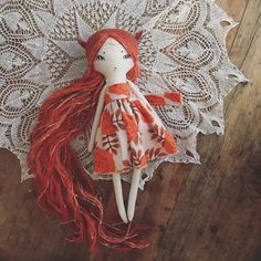 Forest Creature Dolls