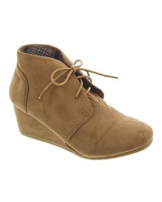 Wedge Ankle Boot | 5.5-10 | 9 Colors