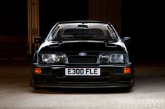"Owned a Ford Sierra 3.0 GLX (1988 model). It was fast but was a ""problem child"". Was so glad to trade it in..."
