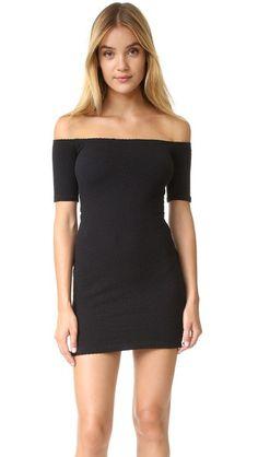 CLAYTON Bubble Knit Bev Dress. #clayton #cloth #dress #top #shirt #sweater #skirt #beachwear #activewear