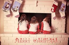 Just waiting on Santa :)  Children Christmas Photography  Only Imagine Photography