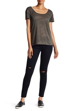 Krista Ankle Skinny Jean by HUDSON Jeans on @nordstrom_rack